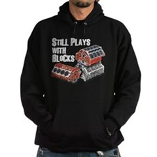 Still Plays With Blocks Hoodie