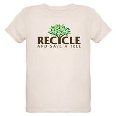 Recycle And Save A Tree T-Shirt