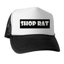 Shop Rat Trucker Hat