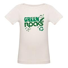 Green Rocks Tee
