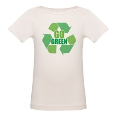 Go Green (Recycle) Tee