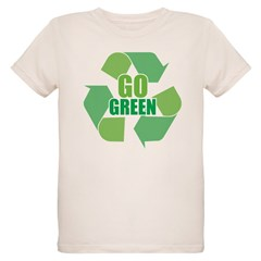 Go Green (Recycle) T-Shirt