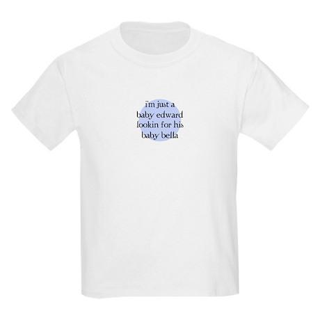 Twilight Baby Edward Kids Light T-Shirt