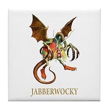 JABBERWOCKY Tile Coaster