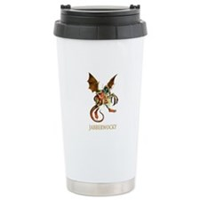 JABBERWOCKY Travel Coffee Mug