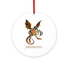 JABBERWOCKY Ornament (Round)
