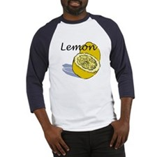 Lemon Baseball Jersey