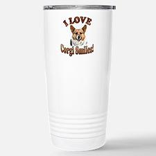 Corgi Smile Travel Mug