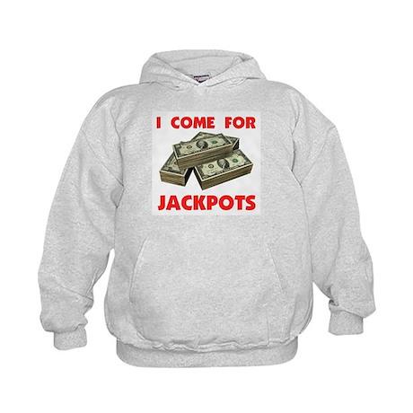 JACKPOT ! - Kids Hoodie