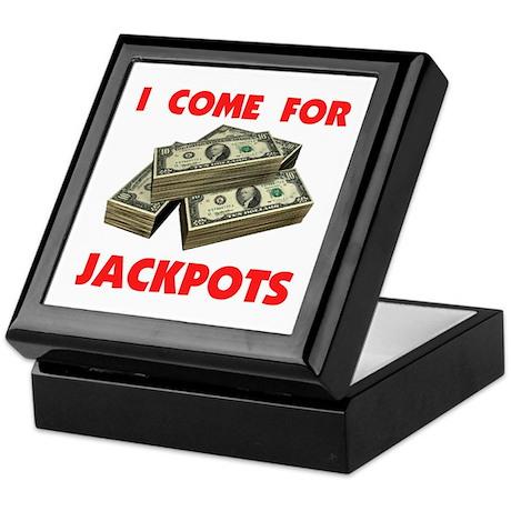 JACKPOT ! - Keepsake Box