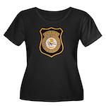 Chester Illinois Police Women's Plus Size Scoop Ne