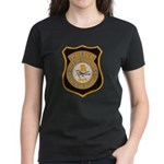 Chester Illinois Police Women's Dark T-Shirt