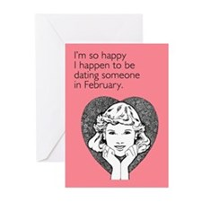 Happy Dating Greeting Cards (Pk of 10)