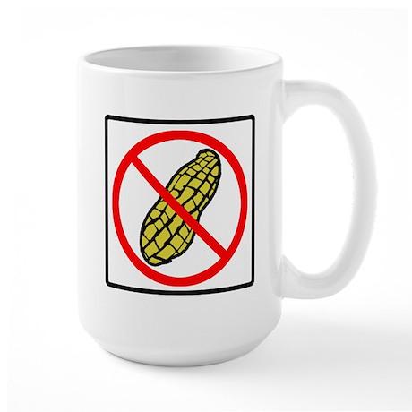 No Nuts Large Mug