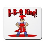 B-B-Q King Mousepad
