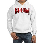 B-B-Q King Hooded Sweatshirt
