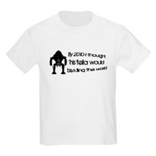 Robots Ruling 2010 T-Shirt
