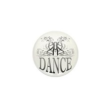 DANCE Mini Button (10 pack)