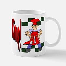 B-B-Q King Mug