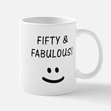 Funny 50th Birthday Mug