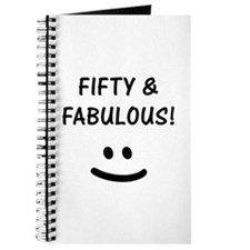 Funny 50th Birthday Journal