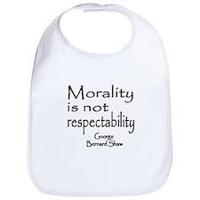 Shaw on Morality Bib