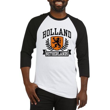 Holland Netherlands Baseball Jersey