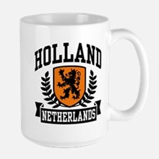 Holland Netherlands Mug