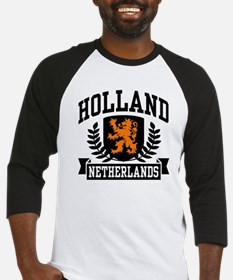 Holland Netherlands Baseball Jersey