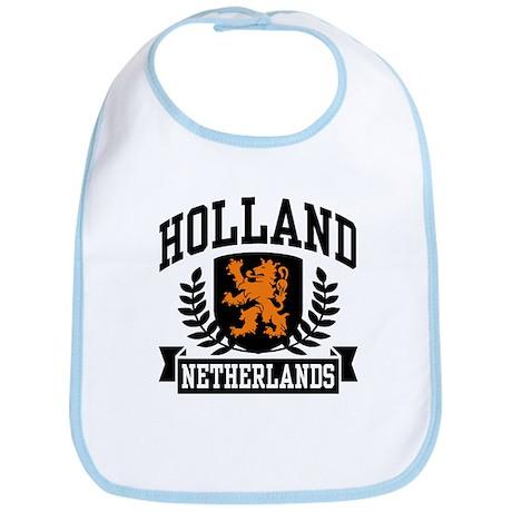 Holland Netherlands Bib