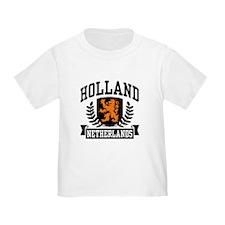 Holland Netherlands T