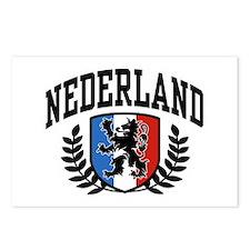 Nederland Postcards (Package of 8)