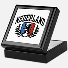 Nederland Keepsake Box