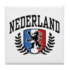 Nederland Tile Coaster