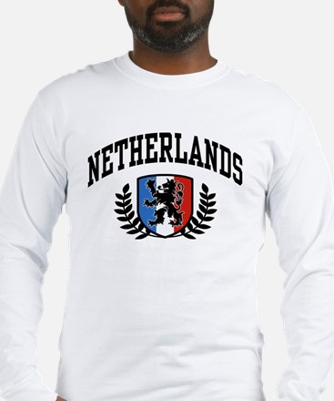 Netherlands Long Sleeve T-Shirt