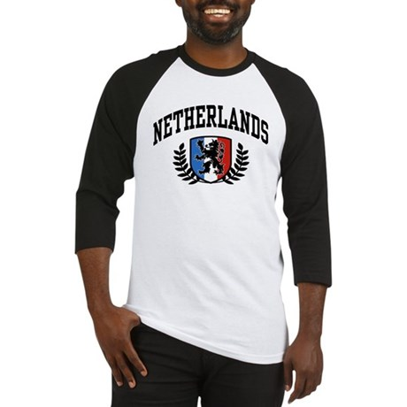 Netherlands Baseball Jersey