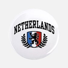 "Netherlands 3.5"" Button"
