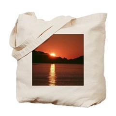 Sunset 022 Tote Bag