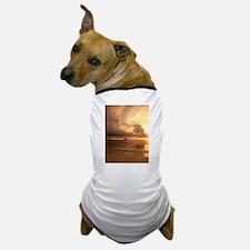Sunset 1 Dog T-Shirt