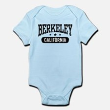 Berkeley California Infant Bodysuit