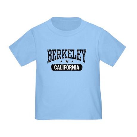Berkeley California Toddler T-Shirt