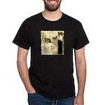 Mad Marching Girl Black T-Shirt