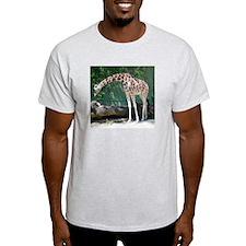 Standing Tall Giraffe T-Shirt
