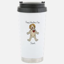 Happy V-Day...Skank Travel Mug