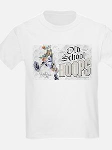 Old School Dino Hoops T-Shirt
