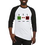 Gym Tan Laundry Baseball Jersey
