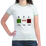 Gym Tan Laundry Jr. Ringer T-Shirt