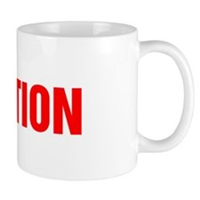 CAUTION Small Mug