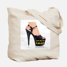 TANGO WITH ME Tote Bag