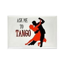 TANGO WITH ME Rectangle Magnet (100 pack)